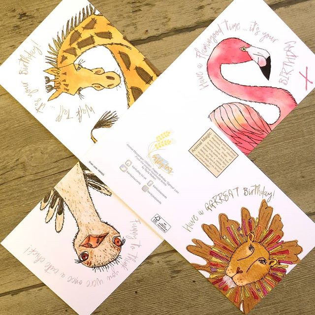British Craft Trade Fair 2018 - Barley Bay greetings cards for trade
